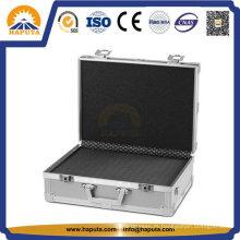 Caso de câmera de alumínio impermeável negócio difícil viagens (HC-1101)