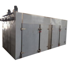 Industrial trays hot air circulating drying oven for insects cricket grig