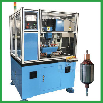 Automatic Armature Commutator Outer Surface Lathe Machine