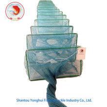 Green Fish Cage