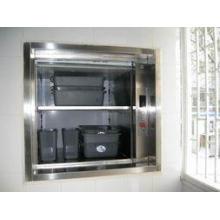 Restaurante buen montacargas con ascensor máquina sin cuarto