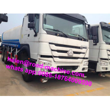 HOWO 25000liters Water Truck Tank