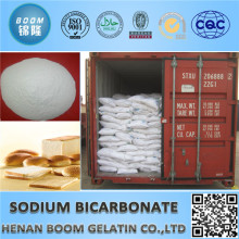 Weißes Pulver-klares Natriumbicarbonat des Nahrungsmittelgrades