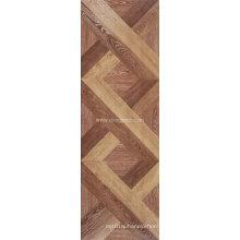 Parquet Walnut Laminate Flooring with CE Certificate 1411103