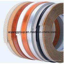 Borde plástico bordado para bandas cubiertas certificadas por ISO9001