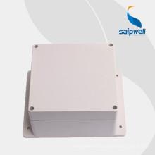 Boîte en plastique 160 * 160 * 90MM de boîtier étanche ABS de haute qualité Saipwell de sortie d'usine