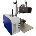 Fiber 3d Laser Marking Machine Металл