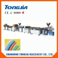 Plastic Machine PVC Fibre Hose Production Line