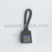 Extracteur de pvc de mode avec le logo du client