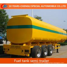 45cbm 3axles Fuel Tank Semi-Trailer