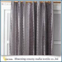 China fabricante cor cinza Blackout grosso cortinas de veludo