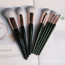 Pincel de maquillaje Set Powder Brush Eye Shadow Brush