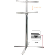 X Shaped Stand LED/LCD/Plasma TV Mount with DVD Rack (PSF417-1300)