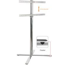 Suporte em forma de X LED / LCD / Plasma TV Mount com DVD Rack (PSF417-1300)