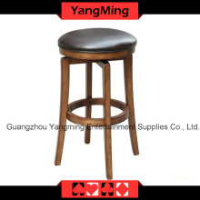 European High-Grade Leather Chair (YM-DK08)