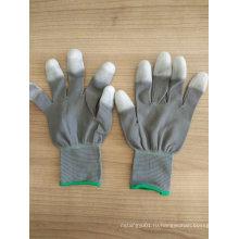 Защитные перчатки с защитным покрытием PU (PU2011)