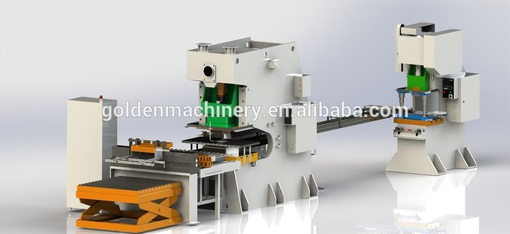 Máquinas para fazer latas de duas peças, equipamentos para latas de sardinha