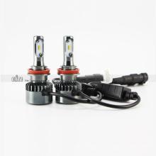 Calidad garantizada de alta intensidad Ce Rohs certificada llevó la linterna auto H11 al por mayor