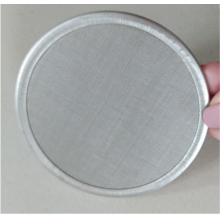 Stainless steel micron filter round disc