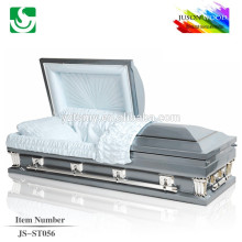 boîte de cercueil métallique