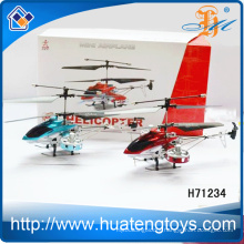 New arrival 4 channels song yang toys rc helicopter with gyro H71234