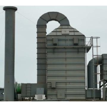 Stenter Fume Exhaust Gas Treatment Machine