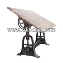 Table d'ébauche industrielle