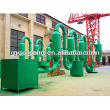 CE Approved ,Yugong Supply YGHJ Wood Chip Dryer/ Sawdust Pipe