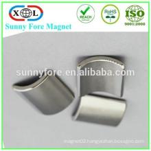 nickel plated neodymium magnet motor