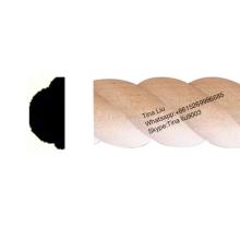 Moldura de cuerda tallada