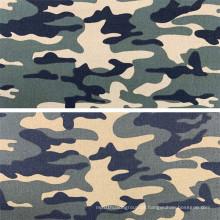 Têxteis Camuflagem Impressão Tecido Jaqueta Bengalina NR