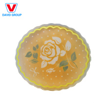 Round shape soft ice cold pack for cold therapy