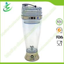 Bouteille électrique à sec en protéines en acier inoxydable de 450 ml