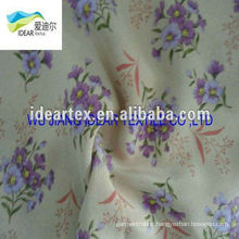 flowers Printed Pattern Fabric