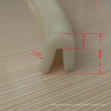 Junta de silicone de co-extrusão de alta qualidade para construção