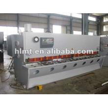 QC11Y hydraulic mechanical guillotine shears,miniature guillotine shear machine