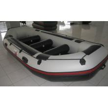 Durable barco Rafting inflável para o lago