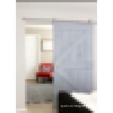 Herrajes de puertas corredizas estilo antiguo granero por precio de la habitación