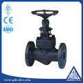 forged steel flange manual globe valve