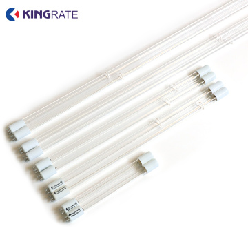 Lampu UV Kuarsa 254NM 4 Pin