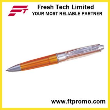 Шариковая ручка подарка оптовой продажи OEM с логосом