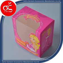 Petite boîte cadeau imprimée en papier de haute qualité