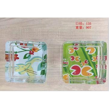 Cinzeiro de vidro com bom preço Kb-Hn07679