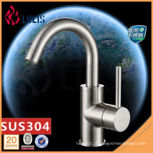 Neue Produkte SUS 304 Edelstahl Waschtischarmatur Luxus