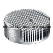 Base do dissipador de calor do alumínio