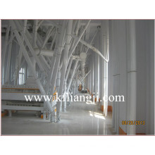 Ideal 5-500tpd Mazie / Weizen Mehl Mühle, Mehl Maschine