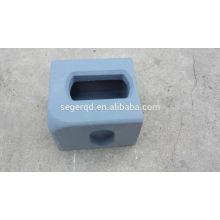 bloque de esquina contenedor iso1161 estándar