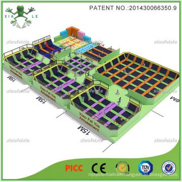 Attractive Indoor Sport Large Trampoline Park