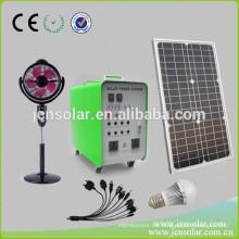 2015 Fabricación de China Hot Selling Solar Camping Kit Inicio