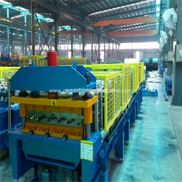 Roof tile manufacturing roll forming machines
